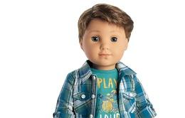 Hãng đồ chơi Mỹ sản xuất búp bê nam