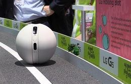 LG sẽ trình làng robot hỗ trợ quản lý nhà thông minh tại sự kiện CES 2017