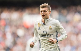 """""""Thánh tranh cúp"""" đang khoác áo Real Madrid!"""