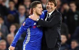 "Sao Chelsea ""tố"" Conte độc đoán"