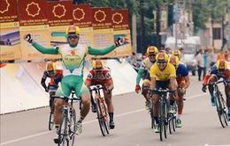 Chặng 5 Giải xe đạp THBT lần thứ 19: Nguyễn Thành Tâm tỏa sáng