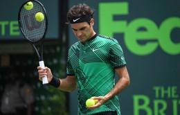 Sốc: Roger Federer có thể không tham dự Pháp mở rộng