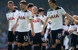 Tottenham trước cơ hội phá kỷ lục điểm số một mùa giải trên sân nhà