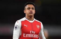 """Alexis Sanchez bất ngờ """"bẻ lái"""", ra 2 điều kiện để ở lại Arsenal"""