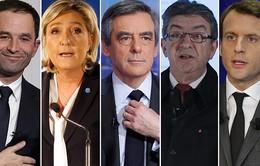 Điểm mặt những ứng cử viên chạy đua cho chiếc ghế Tổng thống Pháp