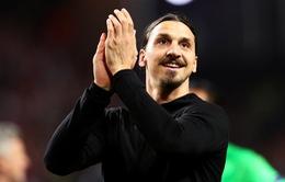 Man Utd đón tin cực vui: Ibrahimovic đây rồi!
