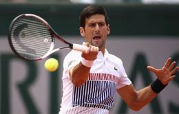 Pháp mở rộng 2017: Djokovic thắng thần tốc, Tsonga bị loại sau …5 phút