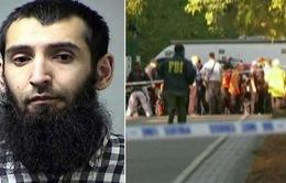 """Nghi phạm khủng bố New York từng là """"lái xe vui tính"""""""