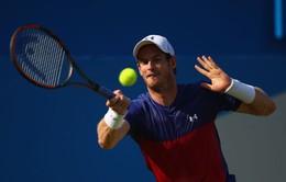 Andy Murray thua sốc tại vòng 1 Queen's Club