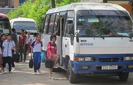 Chỉ có 3% học sinh ở TP.HCM sử dụng phương tiện công cộng