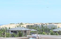 Một số dự án tại khu du lịch Bắc bán đảo Cam Ranh chậm tiến độ