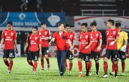 VIDEO: Thua SLNA, CLB Long An chính thức xuống hạng