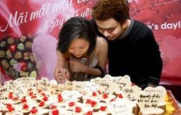 Nhiều chương trình giảm giá cho các cặp đôi trong ngày Lễ Tình nhân