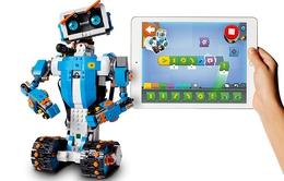 Đồ chơi Lego giúp trẻ học lập trình