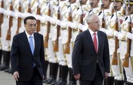 Australia - Trung Quốc nhất trí thúc đẩy quan hệ song phương