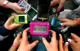Năm 2017, thế giới sẽ có hơn 5 tỷ người dùng điện thoại di động