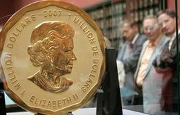 Bảo tàng Đức bị trộm đánh cắp đồng tiền vàng 100kg