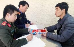Bắt đối tượng kích động biểu tình ở Hà Tĩnh