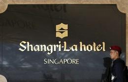 Đối thoại Shangri-La 2017 khai mạc hôm nay (2/6)