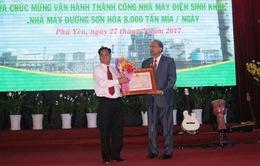 Nhà máy KCP Việt Nam nâng công suất lên 8.000 tấn mía cây/ngày