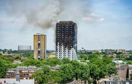 181 tòa nhà tại Anh không đạt tiêu chuẩn phòng chống cháy nổ