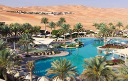 Tiện nghi trong 10 khách sạn ở sa mạc sang trọng nhất thế giới