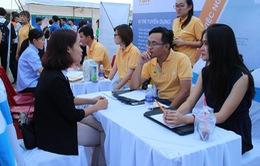 Bắt đầu Ngày hội việc làm Khu công nghệ cao TP.HCM