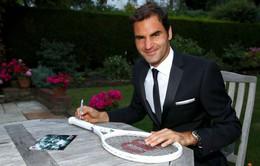 Huyền thoại quần vợt tin Federer sẽ trở lại ngôi số 1 thế giới