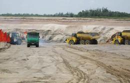 Triển khai dự án khai thác quặng sắt Thạch Khê