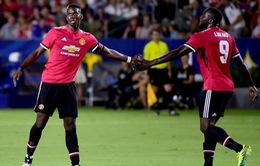 VIDEO: Lukaku, Pogba hợp lực ra chiêu, Man Utd vẫn không có bàn thắng