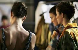 Pháp: Luật cấm người mẫu siêu gầy chính thức có hiệu lực