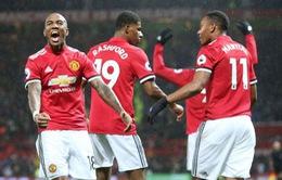 """Đối thủ """"mừng rơn"""" vì gặp Man Utd ở vòng 1/8 Champions League 2017/18"""