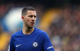 Chelsea chấp nhận phá vỡ cấu trúc lương, bảo vệ Hazard khỏi Real Madrid