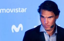 Nadal rút lui khỏi Brisbane International 2018 vì chấn thương