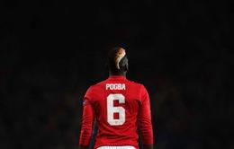 """""""Nhợt nhạt"""" ở Man Utd, Pogba vẫn được lòng thầy nội"""