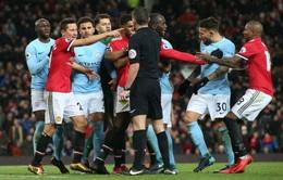 Man City xuất sắc, nhưng chưa thể bằng Man Utd