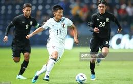 Lịch thi đấu và trực tiếp bóng đá M-150 Cup ngày 11/12: U23 Nhật Bản - U23 CHDCND Triều Tiên, U23 Myanmar - U23 Uzbekistan