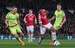 Lịch thi đấu Champions League rạng sáng mai (28/9): Man Utd hành quân đến Nga, PSG đại chiến Bayern