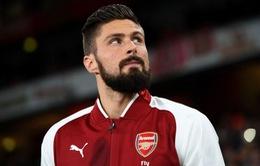 Đại diện bay tới London, quyết giúp Giroud tới Chelsea chơi bóng