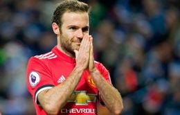 Mata lý giải hành động cầu nguyện trong trận Man Utd - Leicester City