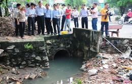 Ứng dụng GIS trong quản lý hệ thống thoát nước ở TP.HCM
