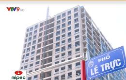 Tháng 10/2017, chốt phương án xử lý giai đoạn 2 tòa nhà 8B Lê Trực