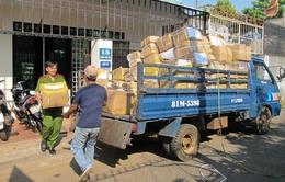 Thu giữ số lượng lớn mỹ phẩm không rõ nguồn gốc tại Đồng Nai