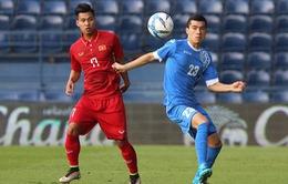 VIDEO: Tổng hợp diễn biến hiệp một U23 Uzbekistan 1-0 U23 Việt Nam
