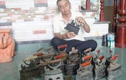 Bàn ủi con gà ghi dấu cuộc sống gia đình Việt 40 năm trước