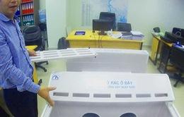 Kiến nghị thay thế các miệng thu gom nước gây mùi hôi ở TP.HCM