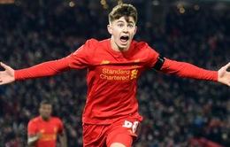 """Real, Barca """"bẽ bàng"""" vì sao trẻ Liverpool"""