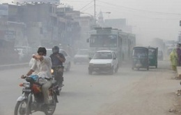 Gần 1,1 triệu người Ấn Độ tử vong mỗi năm do ô nhiễm không khí
