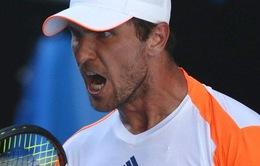 Mischa Zverez: Hạ Murray vì em trai thua Nadal