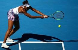 Australia mở rộng: Venus Williams lần đầu vào bán kết sau 14 năm
